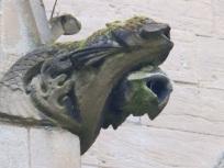 Fish Gargoyle