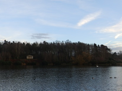 Lake at Clumber Park