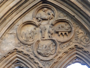 Story of St Guthlac