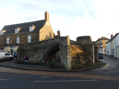 Trinity Bridge, Crowland, Lincolnshire