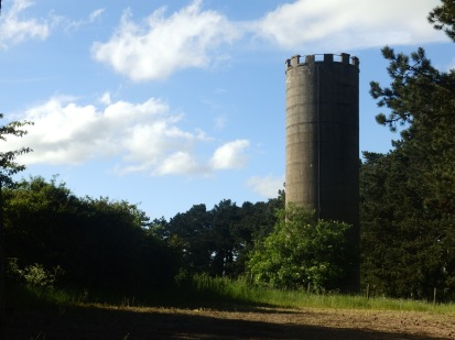 Apethorpe - the old water tower