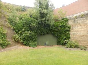Tunnel entrance Victoria Centre