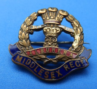 Middlesex Regiment WW1