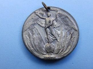 Sheffield Peace Medal - obverse