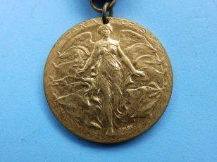 Birmingham Peace Medal - obverse