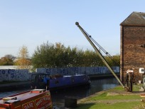 Trent Mersey canal - still in use