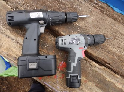 Drill design has advanced over the years