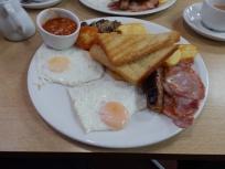 Olympic Breakfast