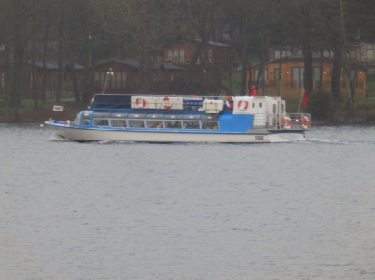 Yes, they were still sailing on Windermere