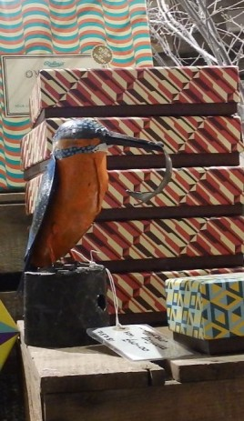 Tin Kingfisher