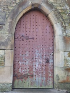 Door at Slaidburn