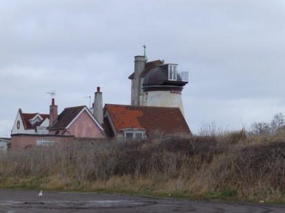 Old Coastguard Station, Aldeburgh, SuffolkOLYMPUS DIGITAL CAMERA