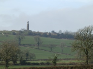 Crich Memorial, Sherwood Foresters