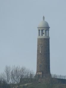 Crich Memorial, Derbyshire