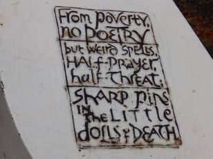 Witch trail - poem