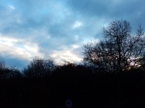 Sky over The Embankment