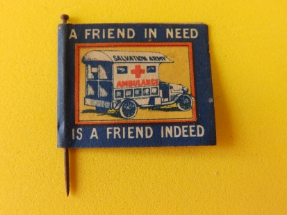 Ambulances were a popular subject