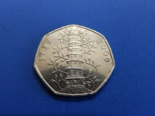 Kew Gardens - expensive coin