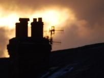 Chimney pots - Basford
