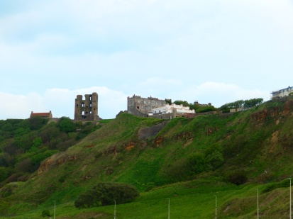 Scarborough Castle, Yorkshire