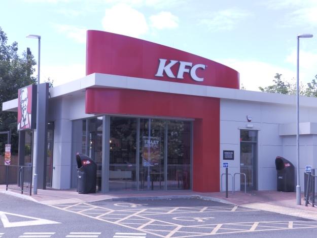 KFC Mapperley Nottingham