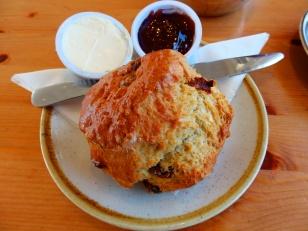 Suffolk Cream Tea - Southwold Pier