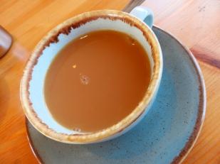A fine cup of tea