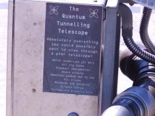 Quantum Tunnelling telescope - Southwold Pier