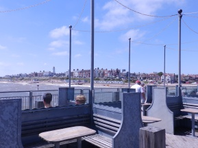 Booth on Southwold Pier