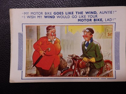 Bamforth Humour Card