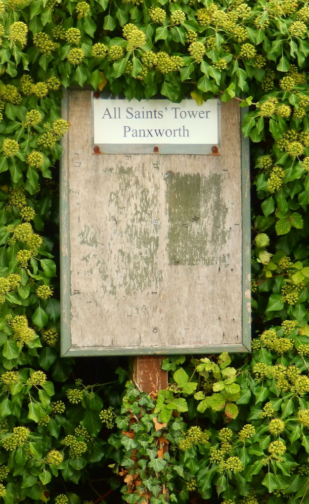 All Saints Church Tower, Panxworth, Norfolk