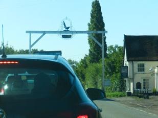 The Magpie, Little Stonham, Suffolk