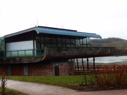 Visitor Centre, Westport Lake