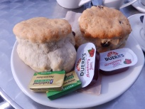 Scones in Stoke on Trent