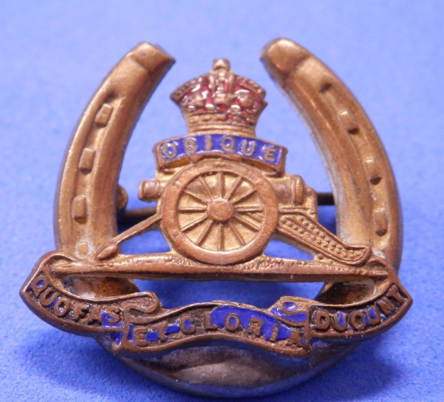 Great War Sweetheart Brooch