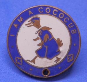 Cococubs badge