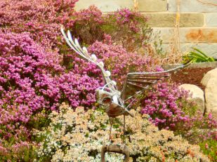 Owl Sculpture - Harlow Carr