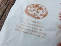 Fat Rascal at Harlow Carr