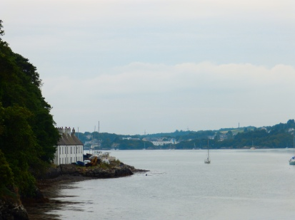 View from Bangor Pier
