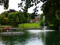 Duck Pond Arnot Hill Park