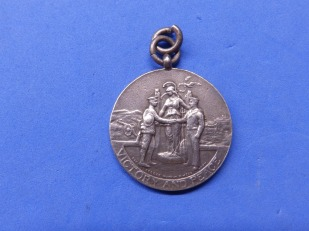 Great War Tribute Medal Ecton, Yorks