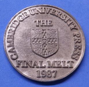 Cambridge University Press - final melt