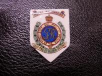 Royal Engineers (Broken Pin)