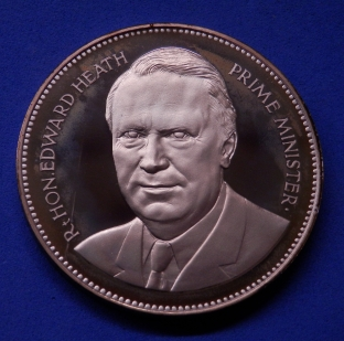 Edward Heath, joining EEC 1973