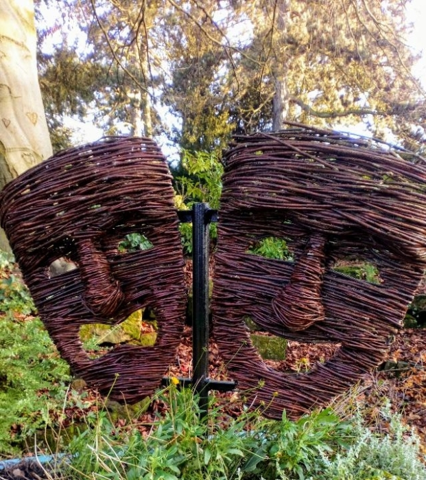 Masks at Woodthorpe Park