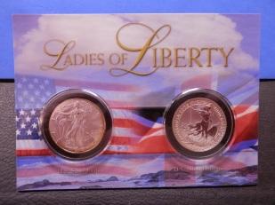 Silver Coin Set