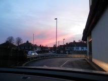 Sunrise - Arnold, Notts