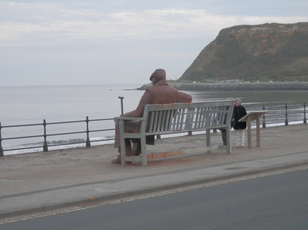 Sculpture at Scarborough
