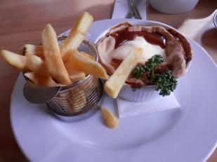 Sausage Pie - Carsington Water
