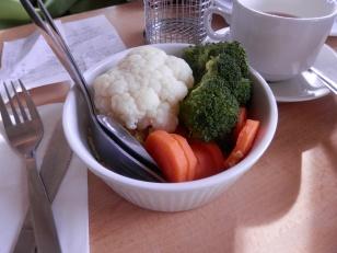 Vegetables - Carsington Water